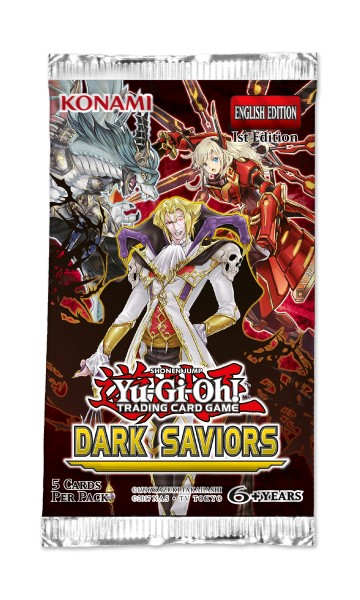 When does the new yugioh set come out
