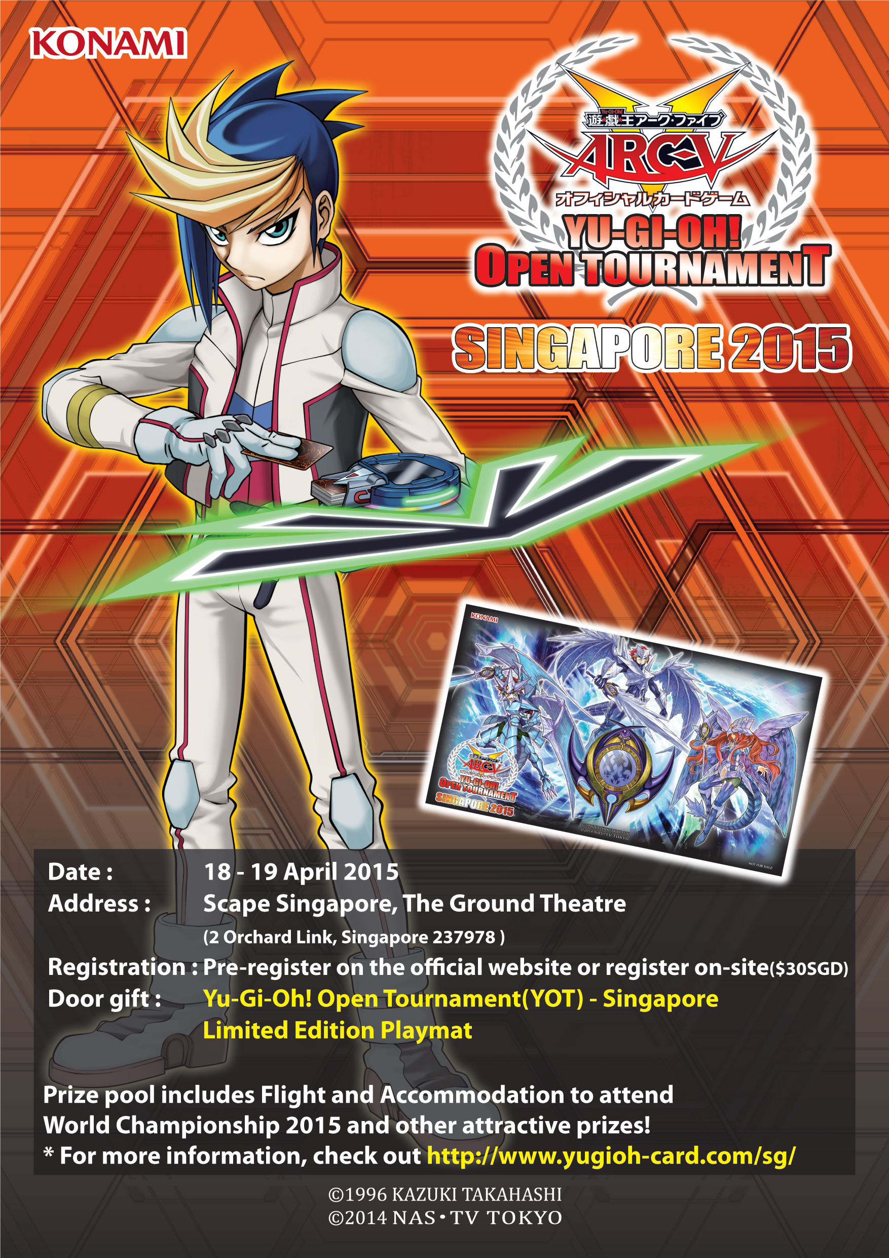Events | Yu-Gi-Oh! OCG Duel Monsters Card Game Asia