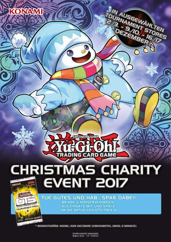 Yu-Gi-Oh! TCG Christmas Charity Event 2017 | Yu-Gi-Oh! TRADING CARD GAME