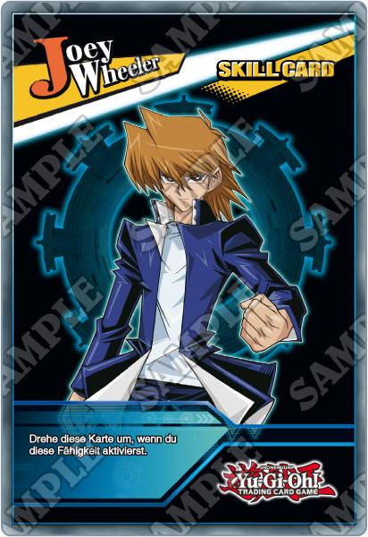 Joeys Karte.Teil 4 Joey Yu Gi Oh Trading Card Game