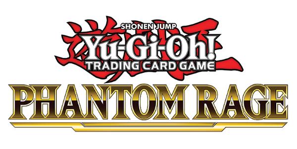 YGO!: Phantom Rage out 11/6!