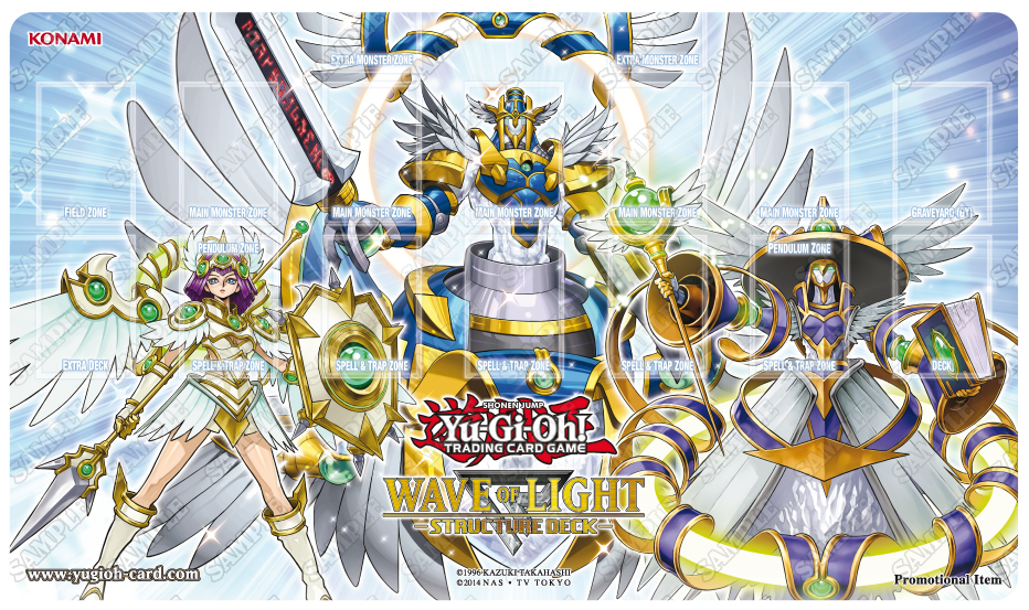 Structure Deck: Wave of Light Launch Event | Yu-Gi-Oh